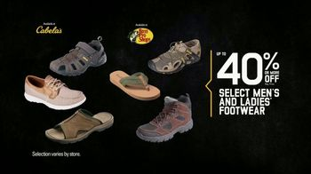 Bass Pro Shops Sporting Classic TV Spot, 'Footwear and Camping Gear' - Thumbnail 6
