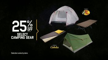 Bass Pro Shops Sporting Classic TV Spot, 'Footwear and Camping Gear' - Thumbnail 7