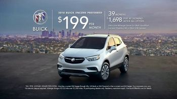 2018 Buick Encore Preferred TV Spot, 'Reasons' Song by Matt and Kim [T2] - Thumbnail 8