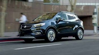 2018 Buick Encore Preferred TV Spot, 'Reasons' Song by Matt and Kim