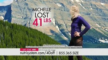 Nutrisystem TV Spot, 'Busy, Stressed and Gaining Weight: 40 Percent' - Thumbnail 5