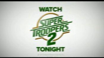 Super Troopers 2 Home Entertainment TV Spot - Thumbnail 2