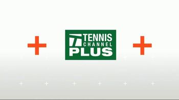 Tennis Channel Plus TV Spot, 'ATP World Tour' - 50 commercial airings