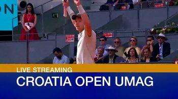 Tennis Channel Plus TV Spot, 'ATP World Tour' - Thumbnail 5