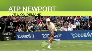Tennis Channel Plus TV Spot, 'ATP World Tour' - Thumbnail 7