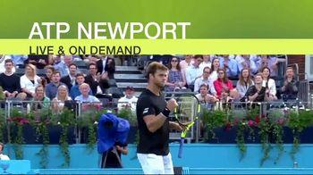 Tennis Channel Plus TV Spot, 'ATP World Tour' - Thumbnail 8