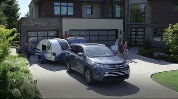 Toyota Highlander XLE TV Spot, 'A Powerful Statement' [T2] - Thumbnail 1