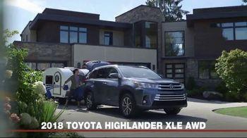 Toyota Highlander XLE TV Spot, 'A Powerful Statement' [T2] - Thumbnail 2