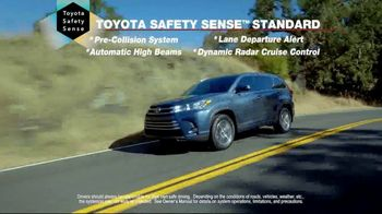 Toyota Highlander XLE TV Spot, 'A Powerful Statement' [T2] - Thumbnail 6