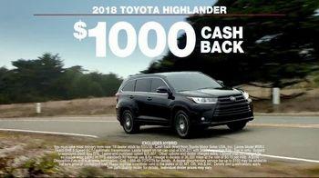 Toyota Highlander XLE TV Spot, 'A Powerful Statement' [T2] - Thumbnail 8