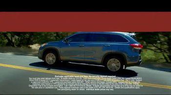 Toyota Highlander XLE TV Spot, 'A Powerful Statement' [T2] - Thumbnail 9