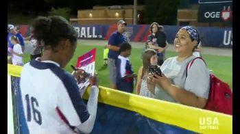 USA Softball Legacy Club TV Spot, 'Following Your Dream' Feat. Jennie Finch - Thumbnail 6