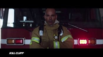 Kill Cliff TV Spot, 'For Warriors: Firefighter' Featuring Ron Ortiz