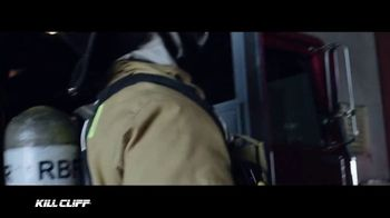 Kill Cliff TV Spot, 'For Warriors: Firefighter' Featuring Ron Ortiz - Thumbnail 7
