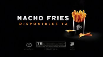 Taco Bell Nacho Fries TV Spot, 'Los anuncios' [Spanish] - Thumbnail 8