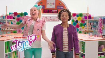 Michaels TV Spot, 'Nickelodeon: JoJo Siwa Makes Canvas Art'
