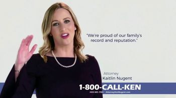 Kenneth S. Nugent: Attorneys at Law TV Spot, 'Client Reviews'