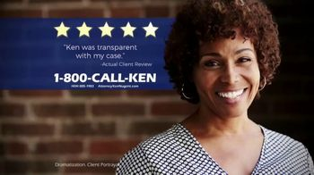 Kenneth S. Nugent: Attorneys at Law TV Spot, 'Client Reviews' - Thumbnail 1