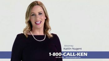 Kenneth S. Nugent: Attorneys at Law TV Spot, 'Client Reviews' - Thumbnail 4