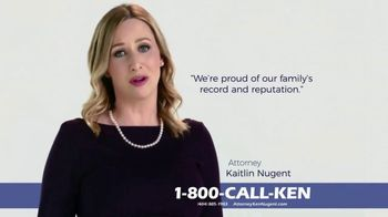 Kenneth S. Nugent: Attorneys at Law TV Spot, 'Client Reviews' - Thumbnail 6