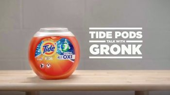 Tide PODS TV Spot, 'Talk With Gronk' Featuring Rob Gronkowski - Thumbnail 1