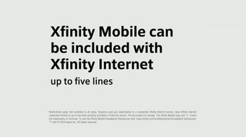 XFINITY Mobile TV Spot, 'Included: Trade-In' - Thumbnail 7