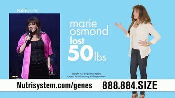 Nutrisystem DNA Body Blueprint TV Spot, 'Jeans' Featuring Marie Osmond - Thumbnail 5