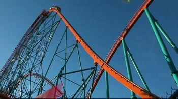 Six Flags TV Spot, 'Heart Pounding Rides' - Thumbnail 1