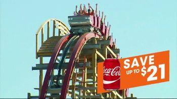 Six Flags TV Spot, 'Heart Pounding Rides' - Thumbnail 10