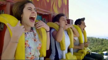 Six Flags TV Spot, 'Heart Pounding Rides' - Thumbnail 4