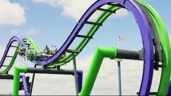 Six Flags TV Spot, 'Heart Pounding Rides' - Thumbnail 5
