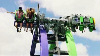 Six Flags TV Spot, 'Heart Pounding Rides' - Thumbnail 6