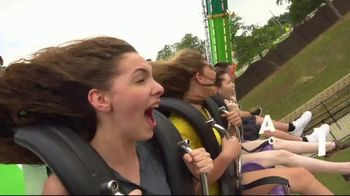 Six Flags TV Spot, 'Heart Pounding Rides' - Thumbnail 9