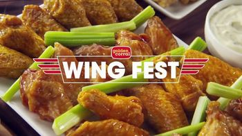 Golden Corral Wing Fest TV Spot, 'Todas las noches' [Spanish] - 700 commercial airings
