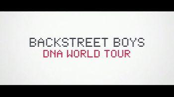 Backstreet Boys DNA World Tour TV Spot, 'Live Across North America' - 1 commercial airings