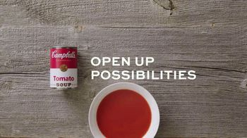 Campbell's Condensed Tomato Soup TV Spot, 'Open Up Possibilities' - Thumbnail 2