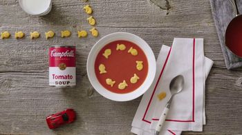 Campbell\'s Condensed Tomato Soup TV Spot, \'Open Up Possibilities\'