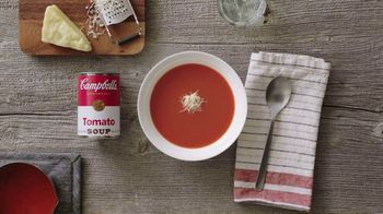 Campbell's Condensed Tomato Soup TV Spot, 'Open Up Possibilities' - Thumbnail 8