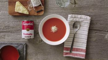 Campbell's Condensed Tomato Soup TV Spot, 'Open Up Possibilities' - Thumbnail 9