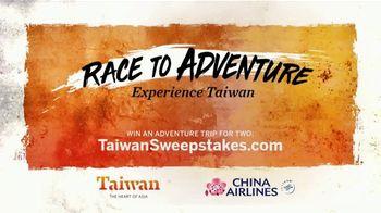 Taiwan Tourism Bureau TV Spot, 'Race to Adventure Sweepstakes: Thrills' Feautring Adam Klein - Thumbnail 10