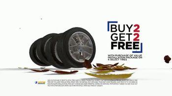 National Tire & Battery TV Spot, 'Leaves' - Thumbnail 4