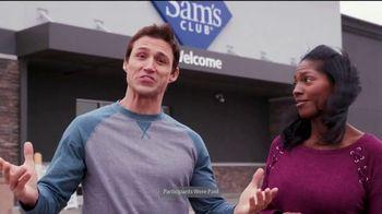 Sam's Club TV Spot, 'Thanksgiving: Members Mart Goodies'