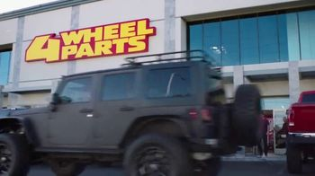 4 Wheel Parts TV Spot, 'More Than a Store' - Thumbnail 1