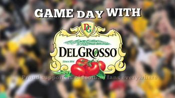 DelGrosso Sauces TV Spot, 'Game Day' - Thumbnail 10