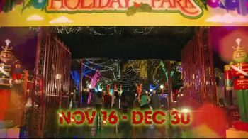 Six Flags Holiday in the Park TV Spot, 'Season Pass Savings' - Thumbnail 2