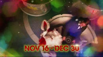 Six Flags Holiday in the Park TV Spot, 'Season Pass Savings' - Thumbnail 4