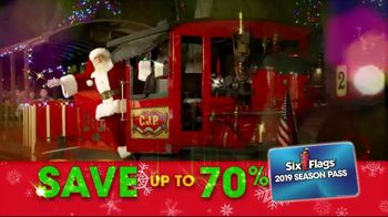 Six Flags Holiday in the Park TV Spot, 'Season Pass Savings' - Thumbnail 8