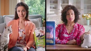 Blue Buffalo TV Spot, 'BLUE vs. Cat Chow'