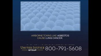 United Justice Group TV Spot, 'Lung Cancer Victims'