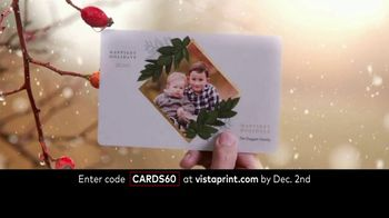 Vistaprint Black Friday & Cyber Monday Deals TV Spot, 'Happening Now' Song by Wendy Child